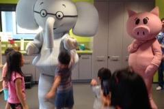 CAP Elephant & Piggy 6.6.18