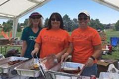 Pedaling 4 Parkinson's Volunteers