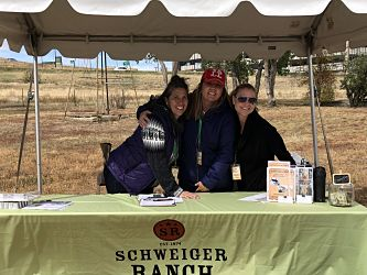 Schweiger Ranch Fall Festival, Volunteers
