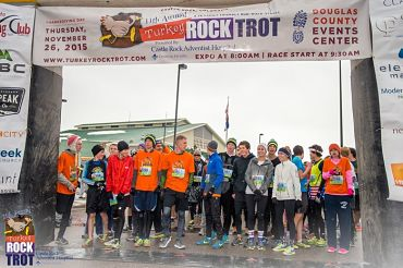 turkey rock trot event, need volunteers