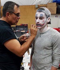Halloween-Town-of-CR-Art-doing-Kayles-makeup-web