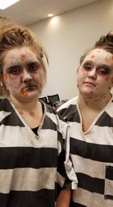 Halloween-Town-of-CR-infected-inmates