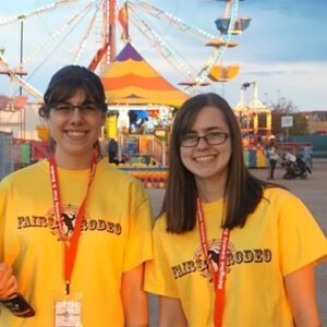 Douglas County Fair & Rodeo volunteers